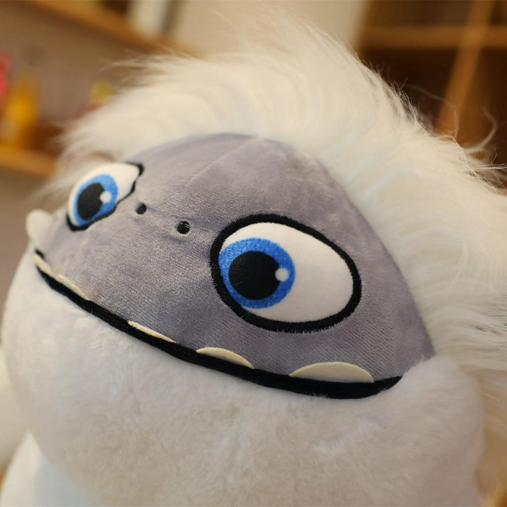 35-90cm-Movie-Abominable-Snow-monster-Yeti-plush-cute-Anime-doll-toys-for-Children-gift (5)