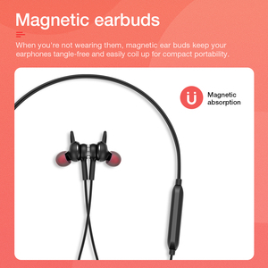 Image 5 - SANLEPUS Earphone Wireless Headphones Bluetooth Earphones Sport Hifi Headset Neckband Earbuds With Microphone For Xiaomi Android