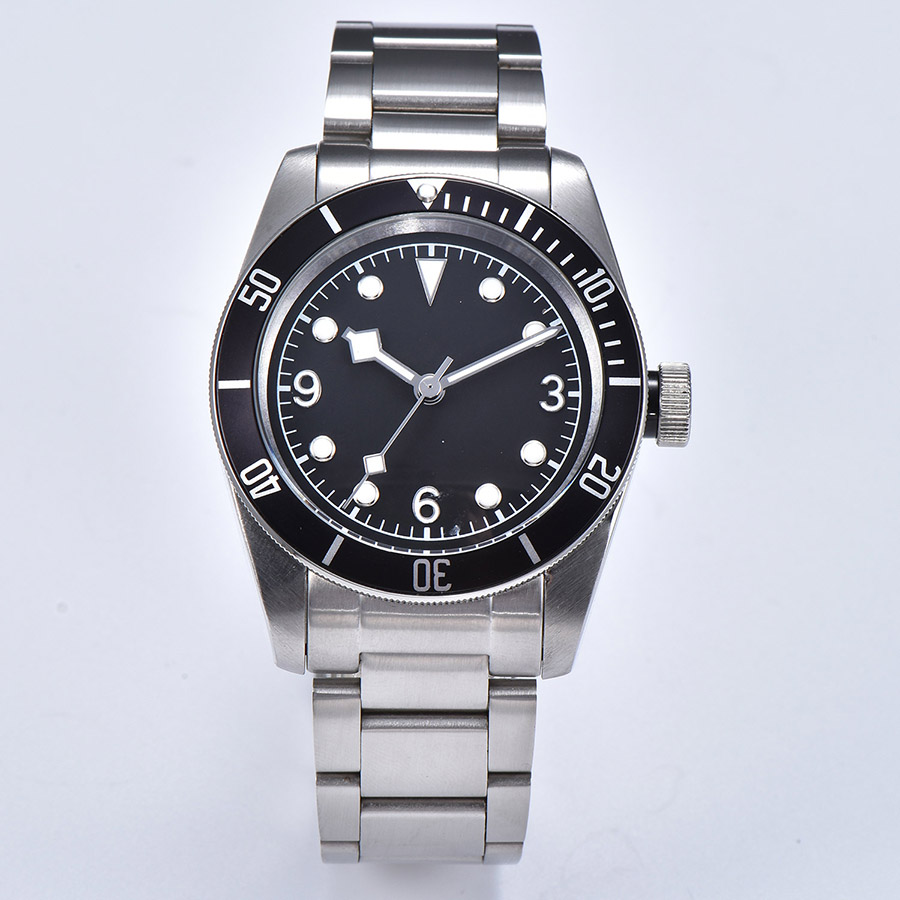 automatic mechanical watch watch men Luminous waterproof 316L Solid stainless steel 41MM  DT54