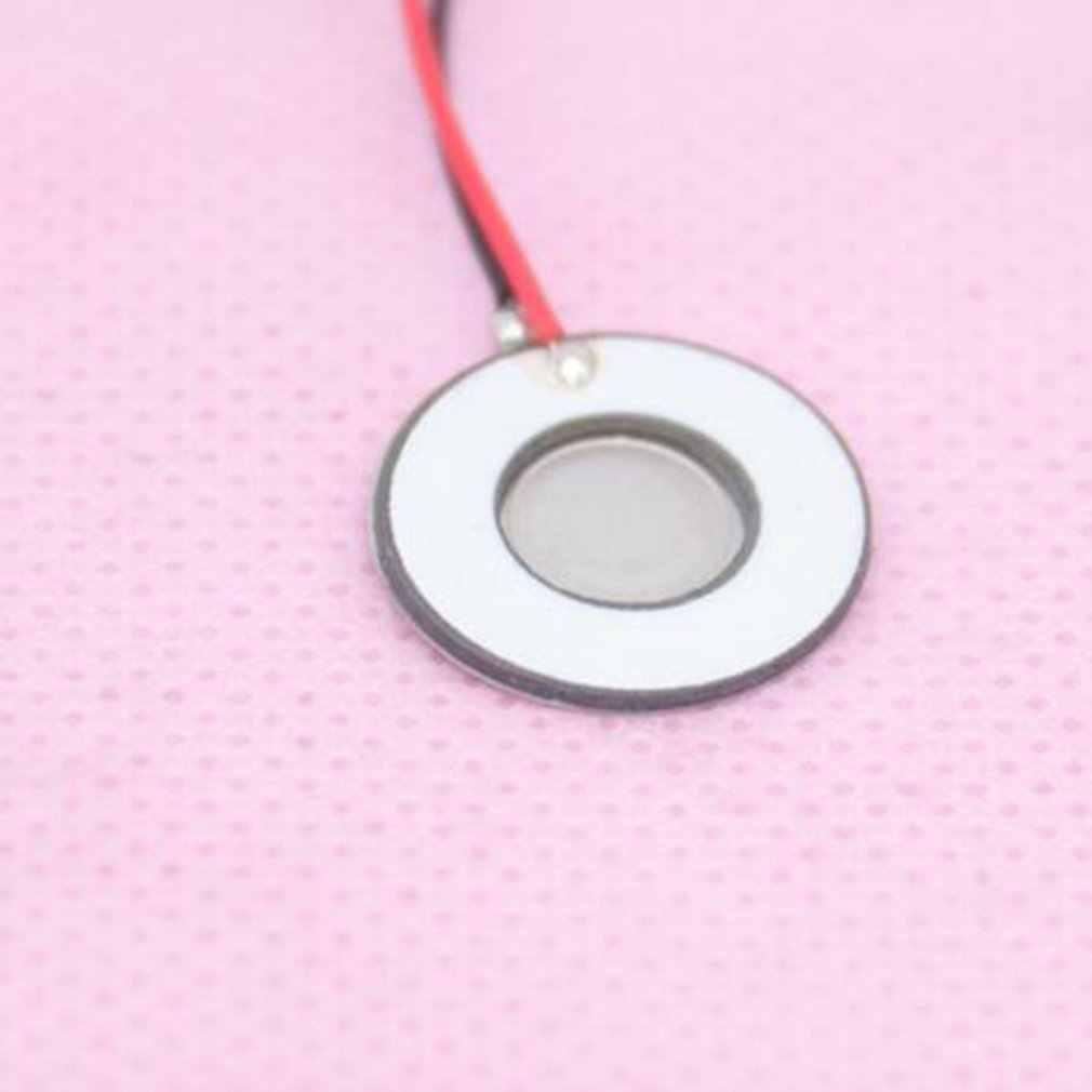 16mm 108KHZ ultrasons pièce d'atomisation partie humidificateur d'air appareil de pulvérisation remplacement tête d'atomisation plaque oscillante