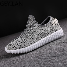 Men Shoes Summer Sneakers Breathable Lightweight Walking Lac-up Casual