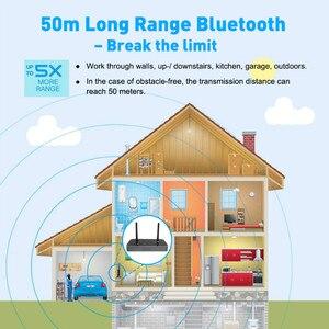 Image 5 - EKSA Bluetooth 5.0 משדר מקלט APTX HD אלחוטי אודיו מתאם אופטי Toslink/3.5mm AUX/SPDIF עבור טלוויזיה אוזניות רמקול