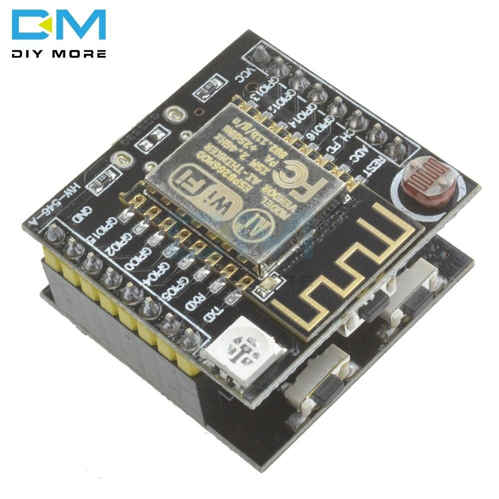 ESP8266 Series ESP-12F Black Wi-Fi Witty Cloud Development Board Things Web