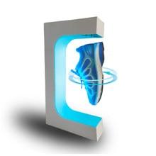 Lévitation magnétique flottant présentoir à chaussures, support de baskets, maison, détient 300-500g lévitation gap 20mm une économie originale