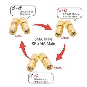 1 шт., лидер продаж, адаптер с SMA «папа» на MMCX/MCX «папа» и «мама», RF Коаксиальная муфта, гайка, Цилиндрический разъем, конвертер|Соединители|   | АлиЭкспресс