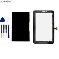 Per la Scheda di Samsung 2 P3100 Display LCD di Tocco Digitale Dello Schermo di Ricambio per Samsung Galaxy P3110|sensor panel|touch screensamsung galaxy tab digitizer -