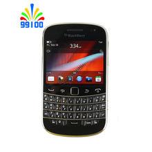 Original Unlocked Cell Phone Blackberry Bold 9900  Qwerty keypad 2G/3G network 2.8″ screen Smartphone