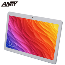 ANRY 10 inch Touch Tablet Pc Android 7.0 3G Phone Call Phablet 1GB RAM 16GB ROM 1280x800 IPS Screen Wifi GPS Bluetooth ainol ax7 3g phablet 7 inch android 4 4 1gb 16gb