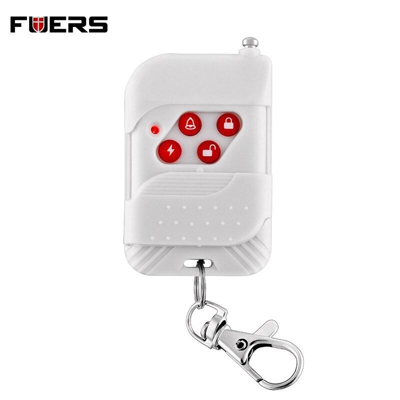 Fuers Беспроводной Брелок дистанционного Управление ключ теле Управление для PSTN/GSM домашняя охранная охранной сигнализации Системы