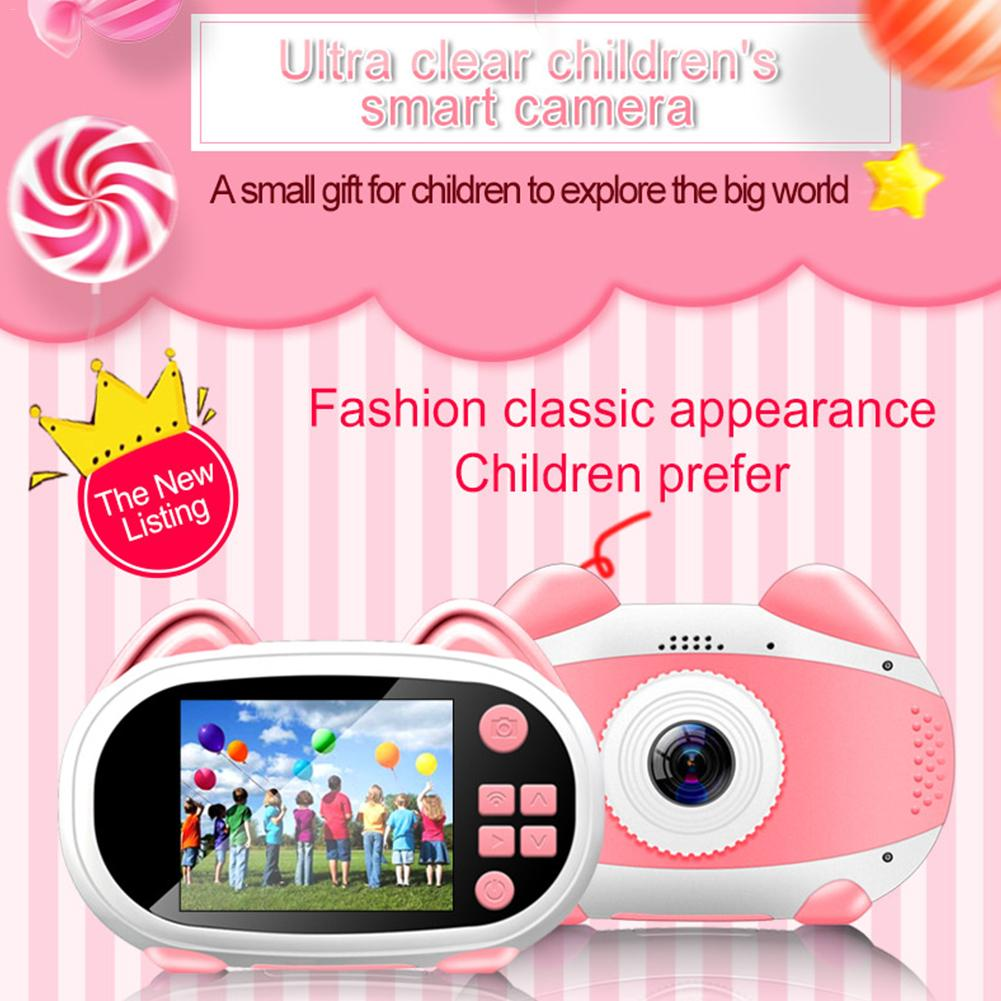 H3c93df5d48dc42f7b651d20fd072a39cR 2019 Newest Mini WiFi Camera Children Educational Toys For Children Birthday Gifts Digital Camera 1080P Projection Video Camera