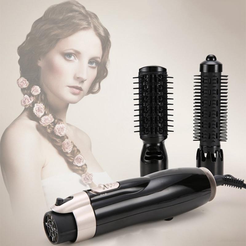 em linha reta modelador de cabelo cuidados