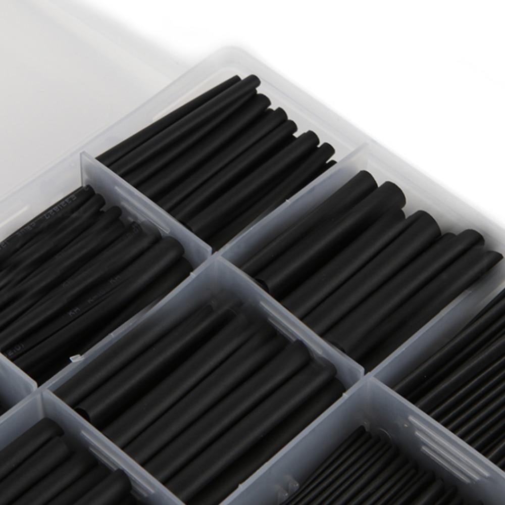 Купить 625ps черный в штучной упаковке тепла термоусадочная трубка