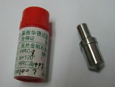 Natural Diamond Indenter Rockwell Hardness Tester RC-3 Stylus Tip HRC Rockwell Hardness Tester Test Accessories