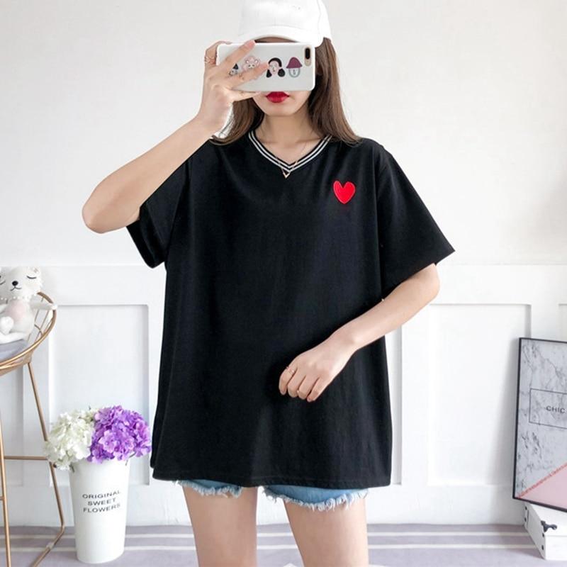 Large-size-women-s-T-shirt-love-printing-large-size-8XL-9XL-10X-12XL13XL-summer-V (1)