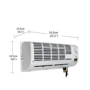 Image 2 - Universal ติดผนัง A/C Air Conditioner 12V 24V ระบบ Climate สำหรับ Heavy Duty รถบรรทุก Van รถแทรกเตอร์ขุดวิศวกรรมยานพาหนะ