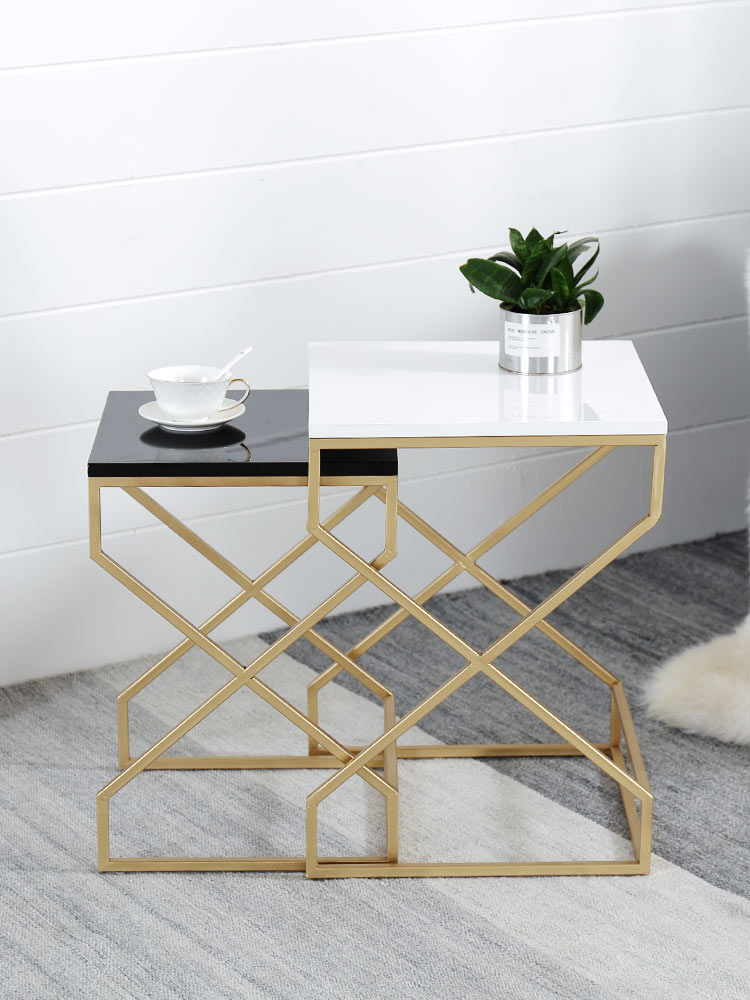 Best Promo Ea90 Nordic Small Coffee Table Modern Minimalist