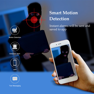 Image 4 - กล้องIP 1080P Wireless Home Securityกล้องIPการเฝ้าระวังกล้องWifi Night Visionกล้องวงจรปิดกล้อง1920*1080