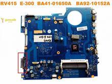 Original für Samsung RV415 laptop motherboard RV415 E-300 BA41-01650A BA92-10152A getestet gute freies verschiffen