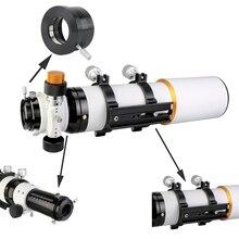 SV503 80ED F7 Telescope OTA Achromatic Refractor Tube 2″ Dual Speed Focuser SV503