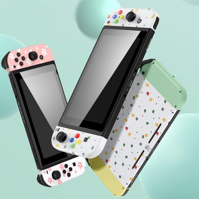 Personalizzato Animal Crossing A Tema per Nintendo Switch Joycon Joy-Con controller Borsette 6
