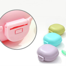 Paper-Clips-Box Pink-Color Storage Office-Stationery Advanceds Steel Creative Standard