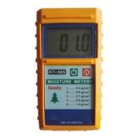 KT505 9V Digital Inductive Wood Moisture Meter Redwood Timber Range 0~100% NEW