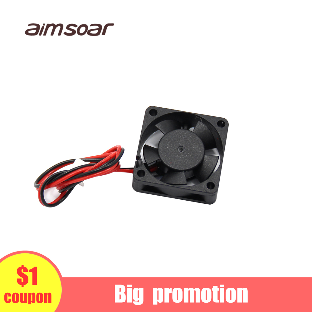 Fan 12v 24v Ender 3 Fan 30mm Fan 2 Pin 3d Printer Parts 3010 30*30*10mm