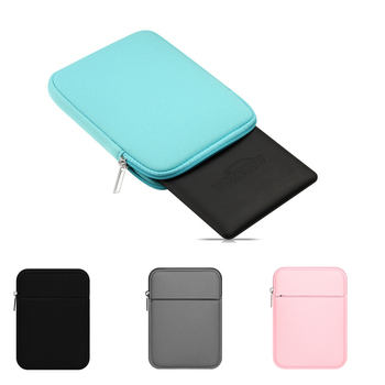 For iPad 9.7 2018 Case Tablet Sleeve Pouch Bag for Air 2/1 Pro 10.5 11 Mini 4 Cover 10.2 2019 Coque - discount item  31% OFF Tablet Accessories