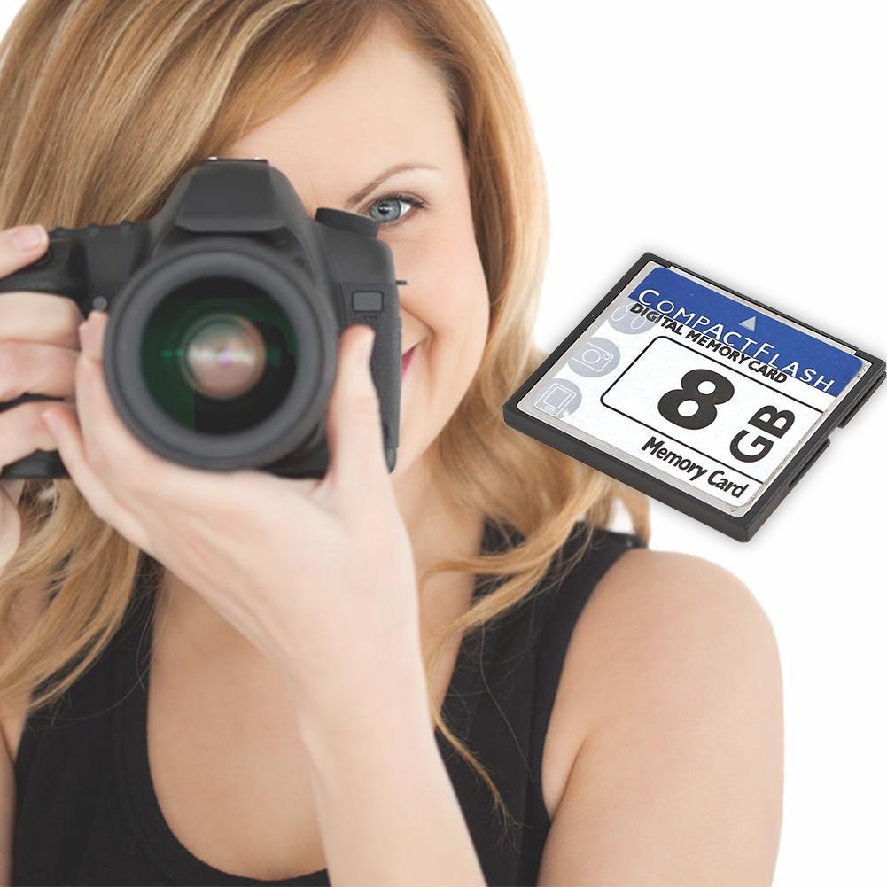Высокоскоростная карта памяти CF 2/4/8/16/32 Гб 5 МБ/с./С компактная флеш-карта CF для цифровой камеры компьютера ноутбука рекламная машина