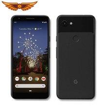 Google pixel 3a octa núcleo 5.6 polegadas único sim 4g lte 4gb ram 64gb rom 12mp câmera android original desbloqueado smartphone