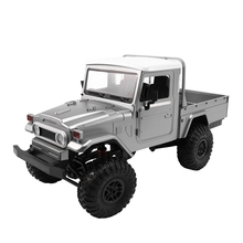 MN-45 for WPL FJ45 1:12 Scale RC Car RTR Version 2.4G 4WD RC Rock Crawler RC Remote Control Truck Toys Children Gift