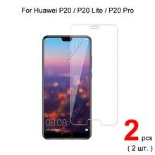 Vetro temperato Per Huawei P20 Lite / P20 Pro / P20 Protezione Dello Schermo di Vetro di Protezione In Vetro Temperato Per Huawei P20 lite Pro