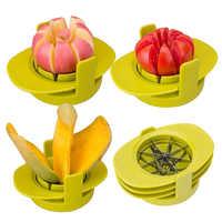 Manzana... rebanador de Mango y tomate de m Express intercambiable 3 en 1 rebanador multifuncional de cocina envío gratis