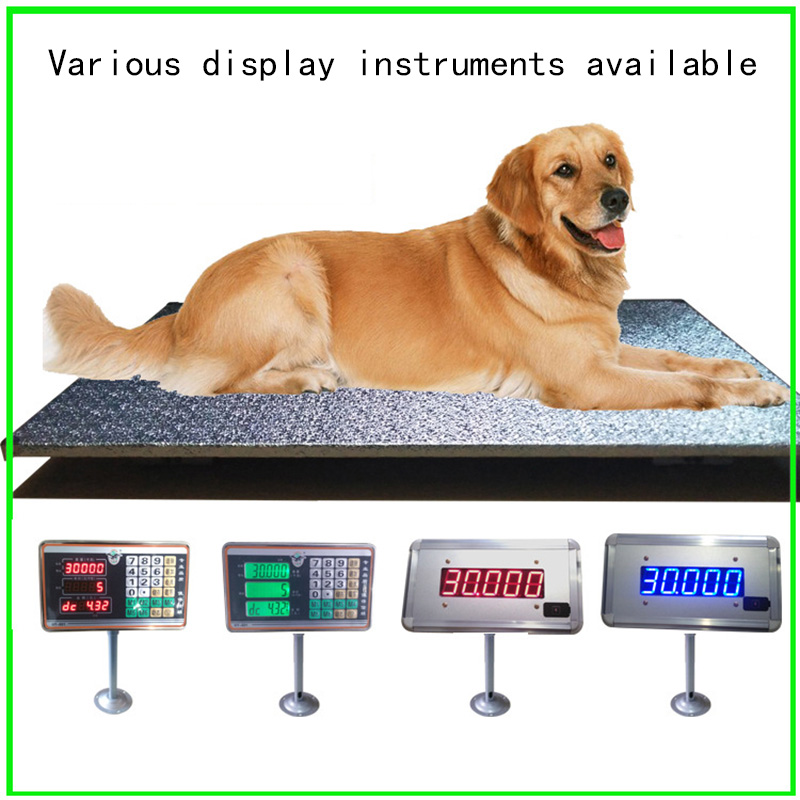 Weighing Scale Precision Animal Electronic Weighing Platform Scale for Pet Hospital Cat and Dog Store|Bathroom Scales| |  - title=