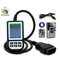 New V4.7 Creator C110+ for BMW Code Reader Scanner C110+ Scanner C110 OBD2 Code Scanner For Diagnostic Scanner