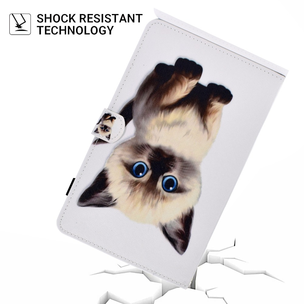 for iPad New A2197-Cover iPad/10.2inch/Model/.. 7th Book-Stand Case