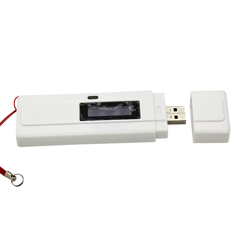ISO11785/84 134.2KHz FDX-b Glass Animal Chip Reader Pet ID Microchip RFID Handheld Scanner
