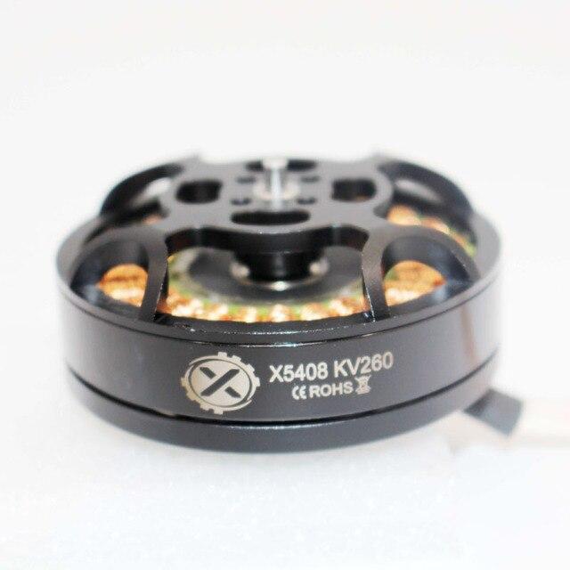 1 шт. X5408 (Q5L) KV260 KV310 KV360 бесщеточный двигатель 24N28P многоосевой 6S Lipo двигатель для RC сельского хозяйства БПЛА модель дрона