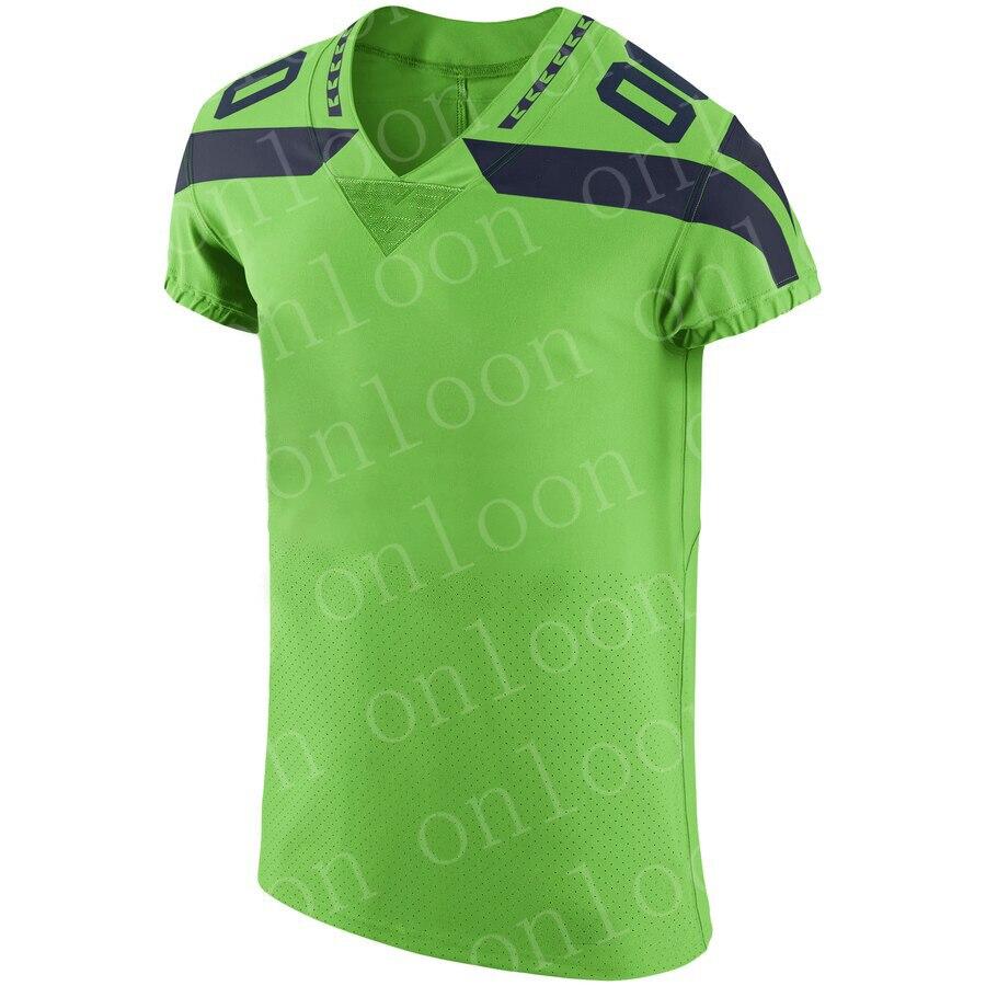 Color 2020 Mens American Football Seattle Sport Fans Wear Warren Moon Steve Largent Shaquem Griffin Josh Gordon Jerseys