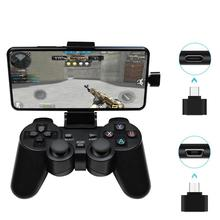 TWISTER.CK Remote Controller 2.4G Wireless Gamepad Joystick for PS3 Android Phone TV Box Laptops PC Smartphone Gaming terios s3 bluetooth gamepad for android wireless joystick gaming controller black for android smartphone android tv box