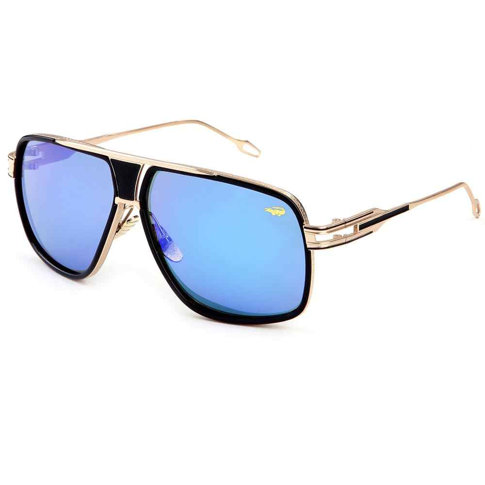 Männer Frauen Sonnenbrille Neueste Vintage Großen Rahmen Goggle Sommer Stil Marke Designer Männer Sonnenbrille Oculos De Sol lunette de 1722