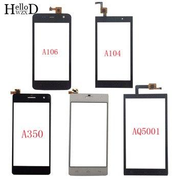 Mobile Touch Screen Panel For Micromax A104 Canvas Fire 2 Unite 2 A106 Canvas Knight A350 Canvas Juice 2 AQ5001 Digitizer Sensor мобильный тел��фон micromax x2401 черный 2 4 200 мб
