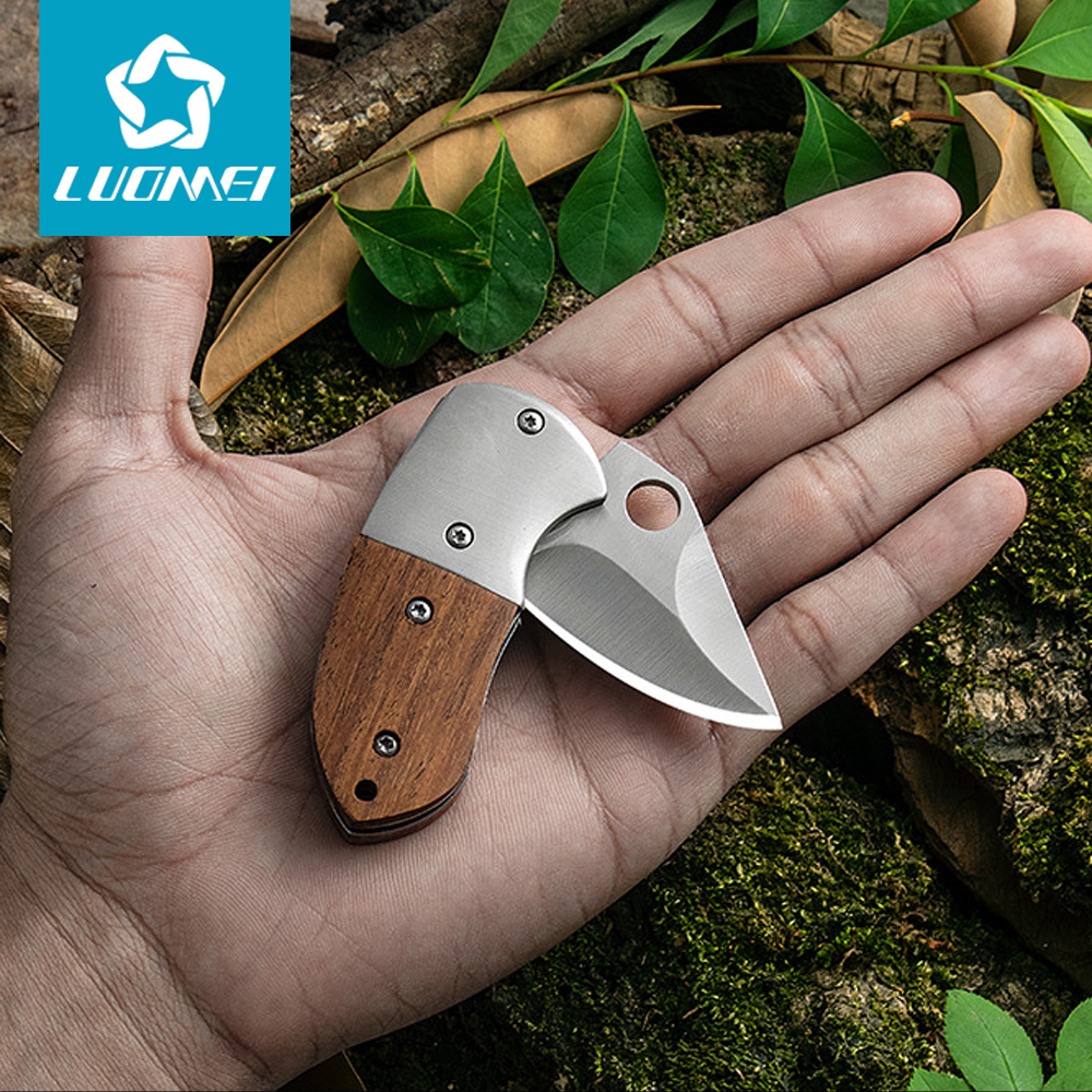 Luomeisupervivencia Bushcraft Military Knife Camping Utility Automatic Knive Armas De Defesa Cuchillo Tactico Edc Folding Knife
