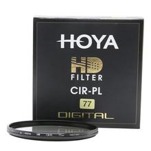 HOYA HD CPL 67 มม.72 มม.77 มม.82 มม.กรอง Polarizer/Polarizing CIR PL Multicoat สำหรับกล้องเลนส์