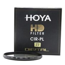 Polarizzatore del filtro da Hoya HD CPL 67mm 72mm 77mm 82mm/polarizzatore di polarizzazione Multicoat protettivo per lobiettivo della macchina fotografica
