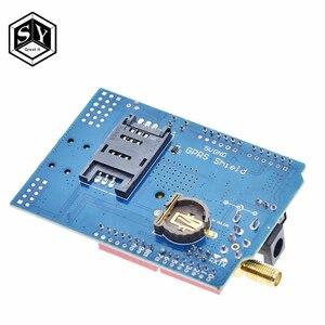 Здорово SIM900 850/900/1800/1900 МГц GPRS/GSM модуль макетной платы комплект для Arduino
