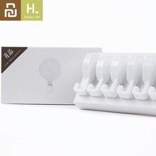 Youpin HL ganchos adhesivos pequeños para baño, colgadores para pared de cocina, 3kg, carga máxima, novedad en Stock