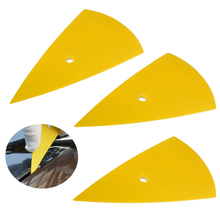 Squeegee Auto-Wrapping Window-Tint Scraper Car-Sticker Cleanning-Tool Vinyl-Film Air-Bubble-Remover