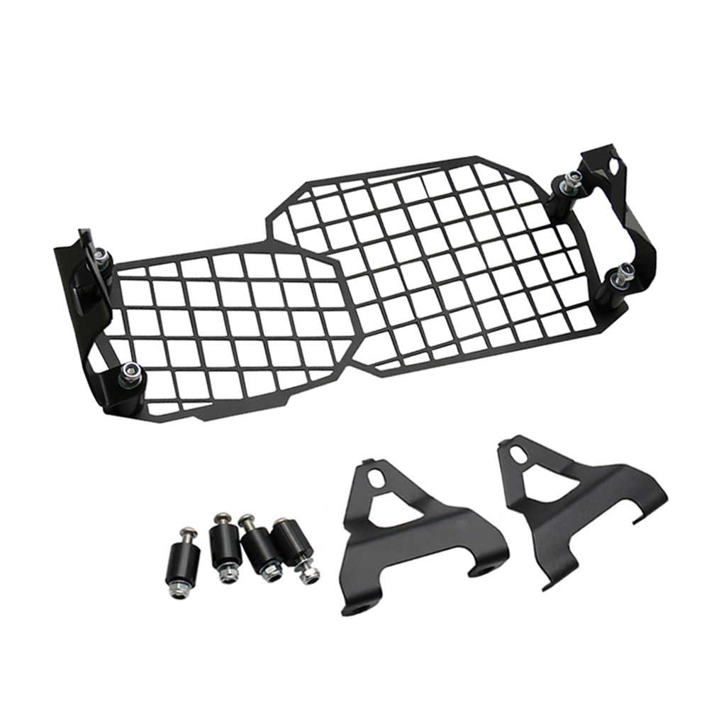 Moto Headlight Grill Guard Protector Cover Stainless Steel Mesh Grill For BMW F650GS F700GS F800GS F800 F650 F700 GS Adventure
