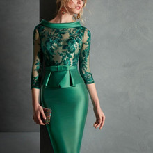 Green 2020 Mother Of The Bride Dresses L